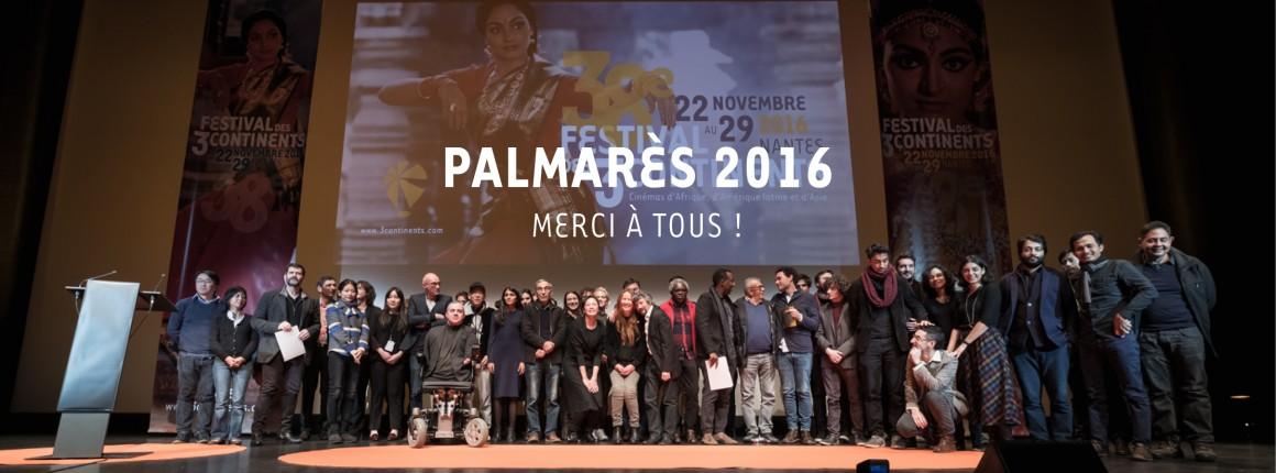Cérémonie de Palmarès