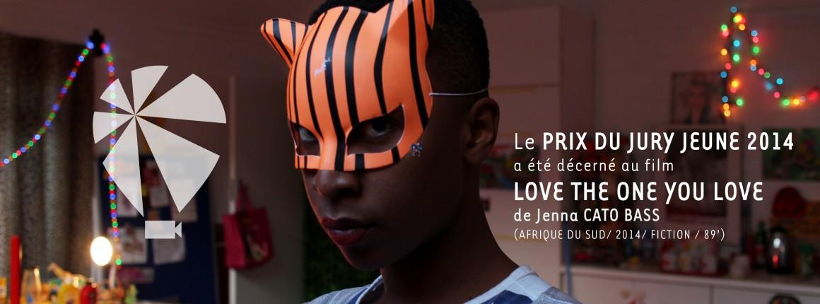 Prix du Jury Jeune : LOVE THE ONE YOU LOVE de Jenna Cato Bass
