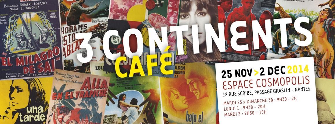 Le 3 Continents Café