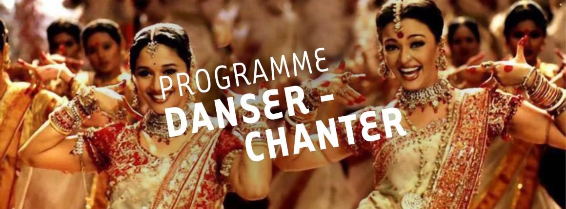 Danser/Chanter, programme jeune public