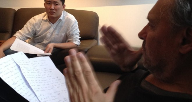 Individual script consulting for film project \