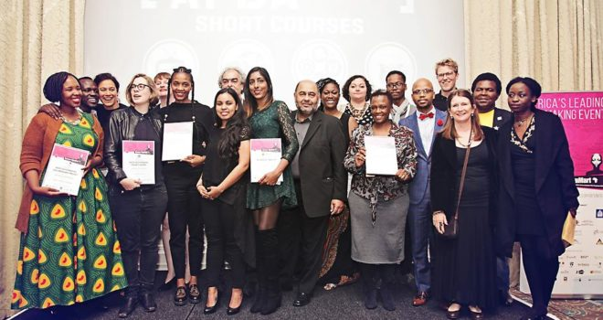DFM Award Ceremony 2017 - laureates group photo