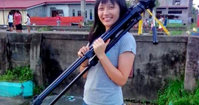 PAS Taipei 2015 - Rina Tsou (Taïwan/Philippines) - réalisatrice - \