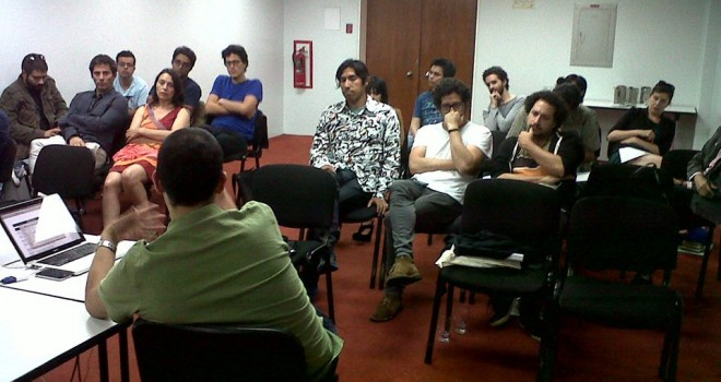 PAS workshop in Caracas 2013