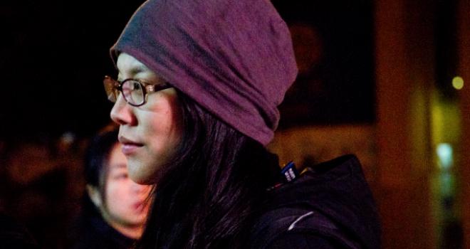 PAS Taipei 2015 - Chia Hsin Liu (Taïwan/Canada) - réalisatrice - \