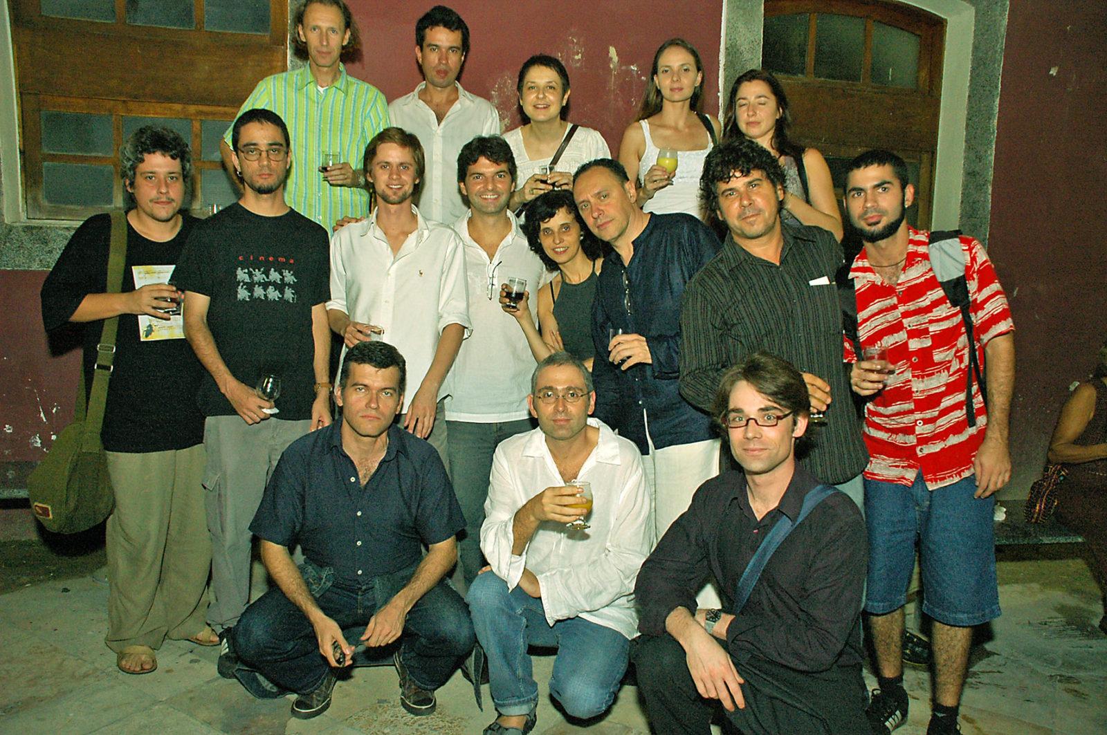 ABERTURA DO FESTIVAL DOS TRæS  CONTINENTES LOCAL:CINEMA APOLO FOTO:Lò STREITHORST DATA: 10.04.2006