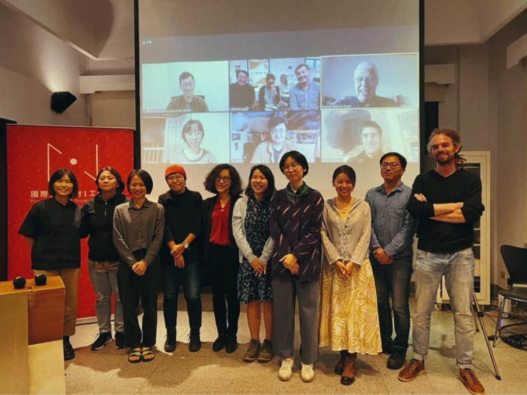 Group photo (online workshop Oct. 27-31)