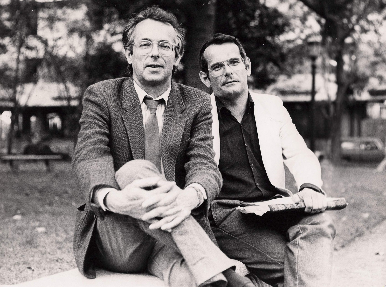 Philippe et Alain Jalladeau