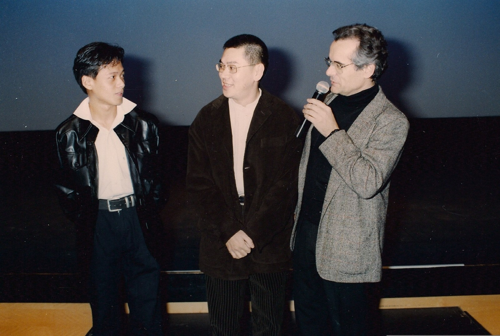 Lee Kang-sheng, Tsaï Ming-liang, Alain Jalladeau