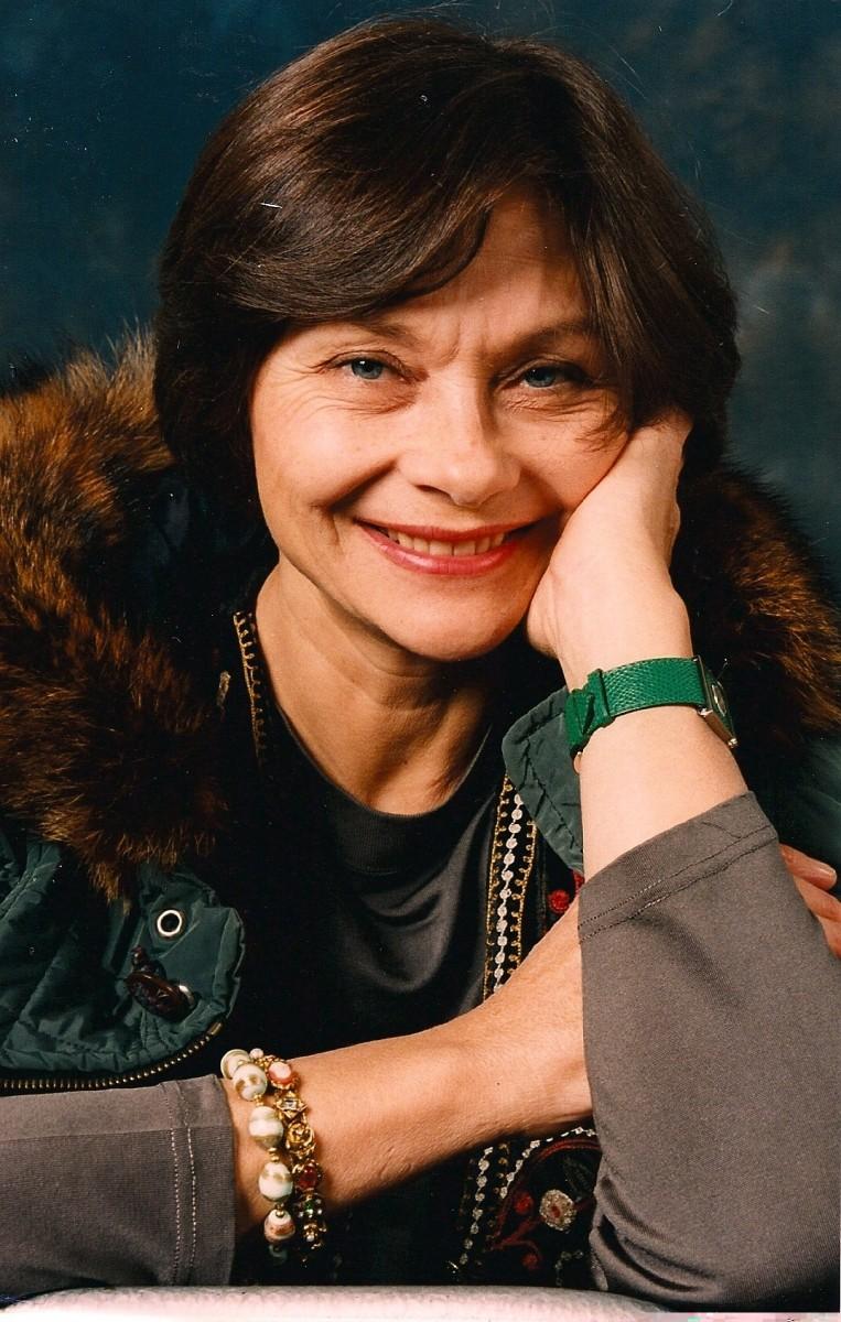 Macha Méril, membre du jury