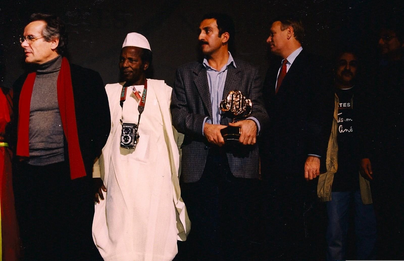 Alain Jalladeau, Malik Sidibé, Abolfazl Jalili