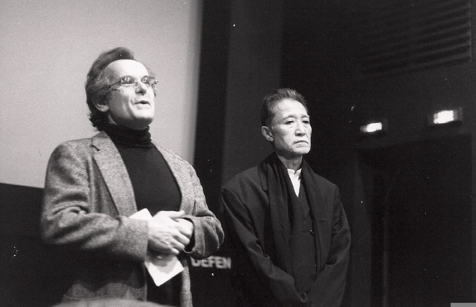 Alain Jalladeau et Yoshishige Yoshida