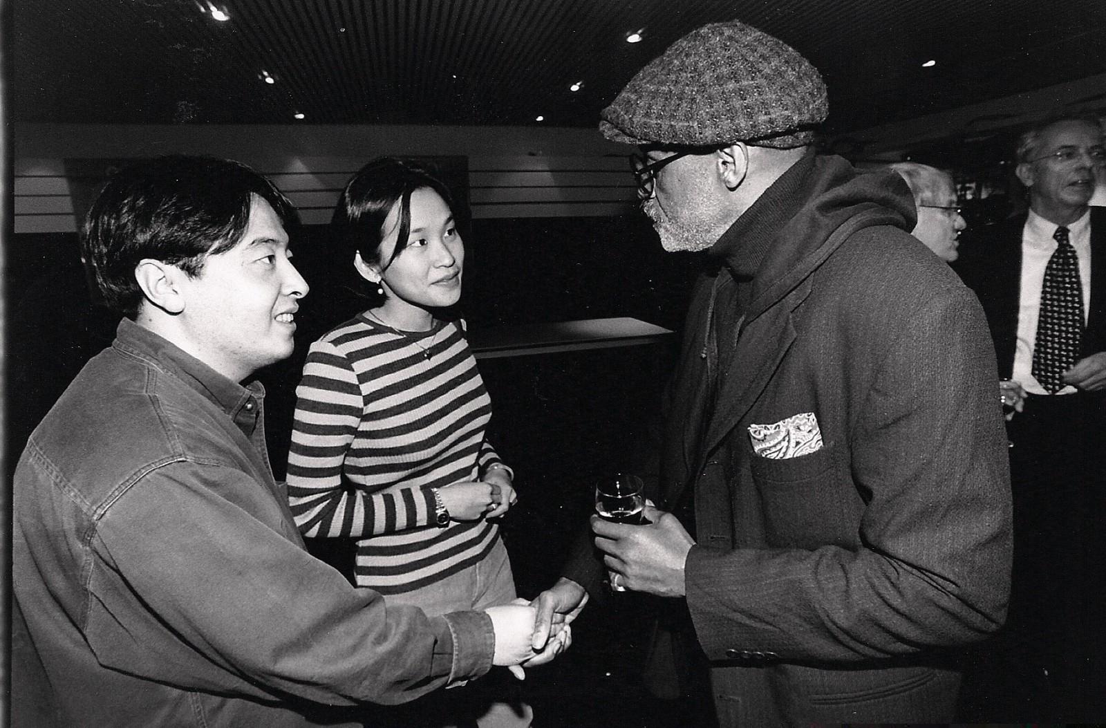 Jia Zhang-ke, Melvin van Peebles