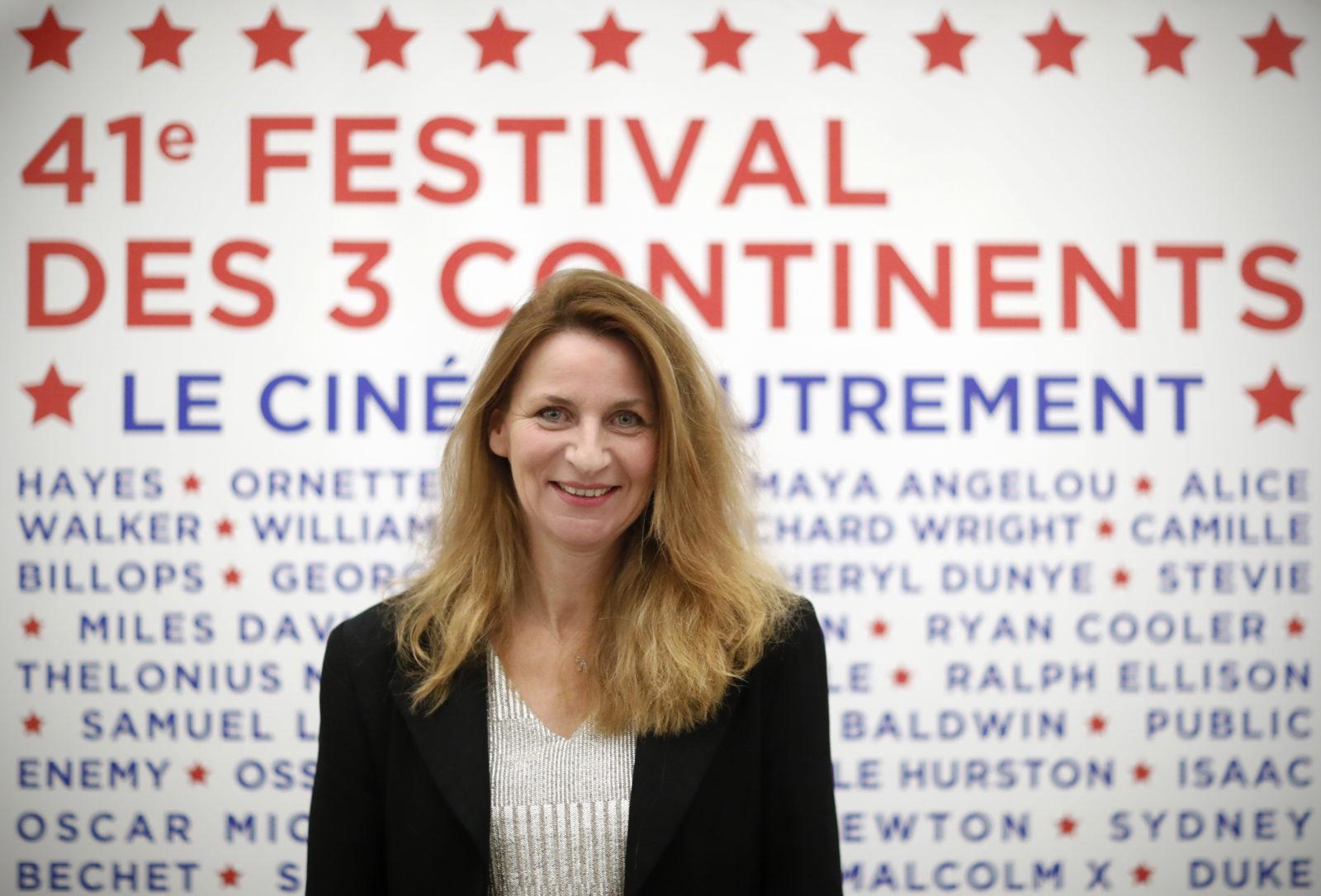 Jeanne Moulias, secrétaire générale ©S Mahé