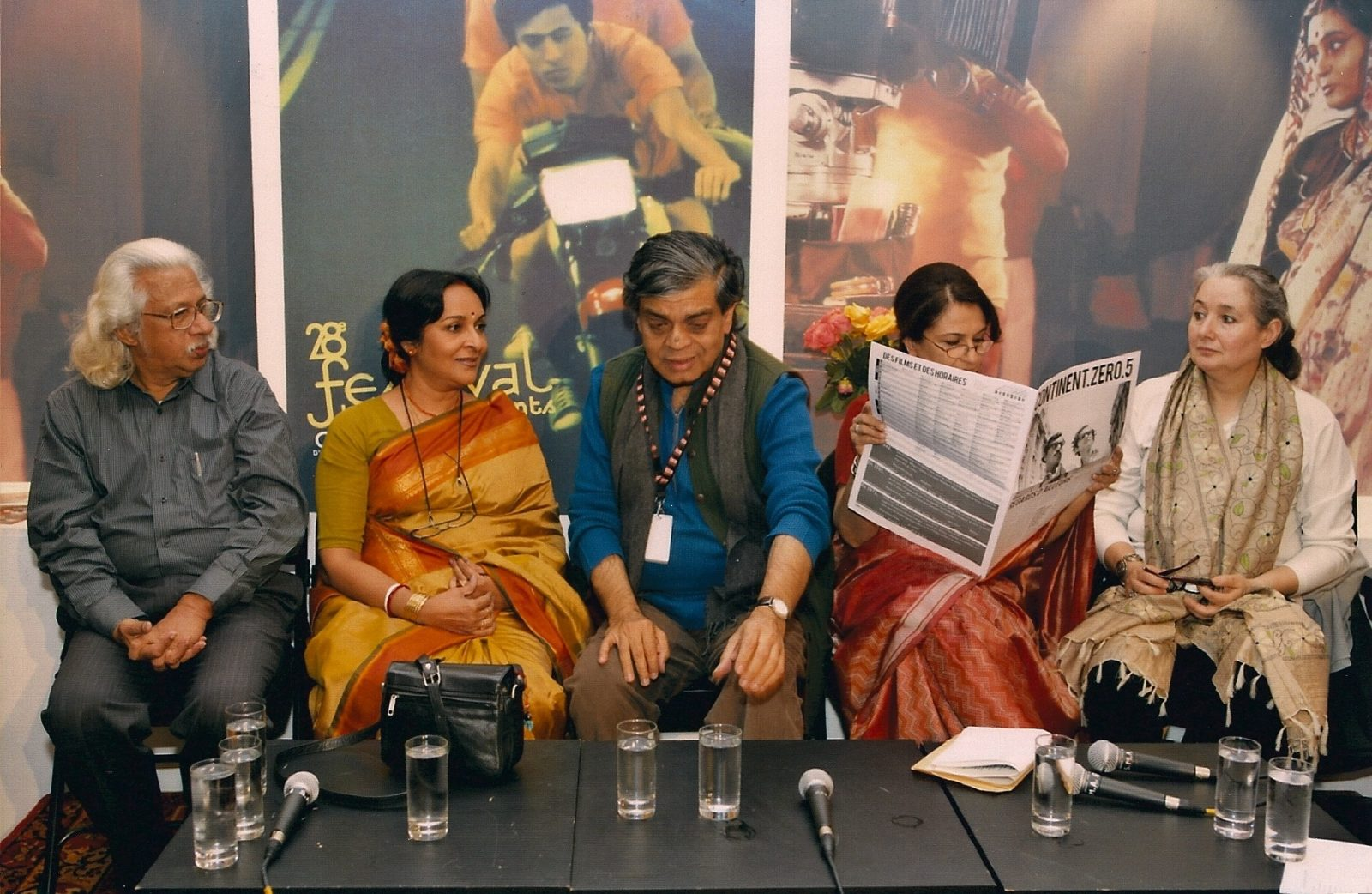 Hommage à Satyajit Ray
