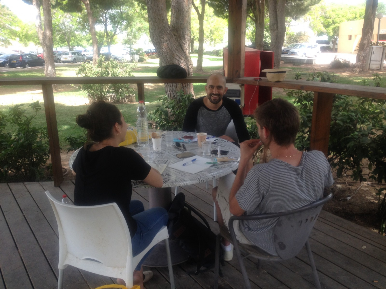 Individual Meeting with director/producer Shlomi Elkabetz