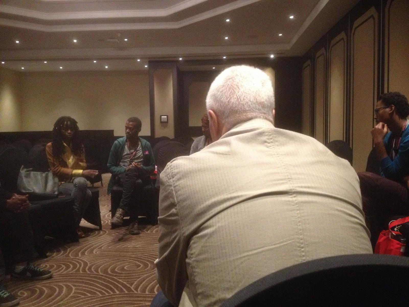 PAS workshop in Durban 2016