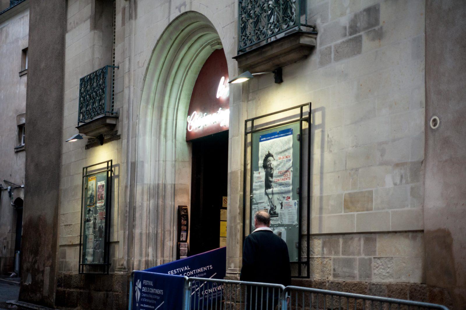 Cinéma Le Cinématographe © CE Blot