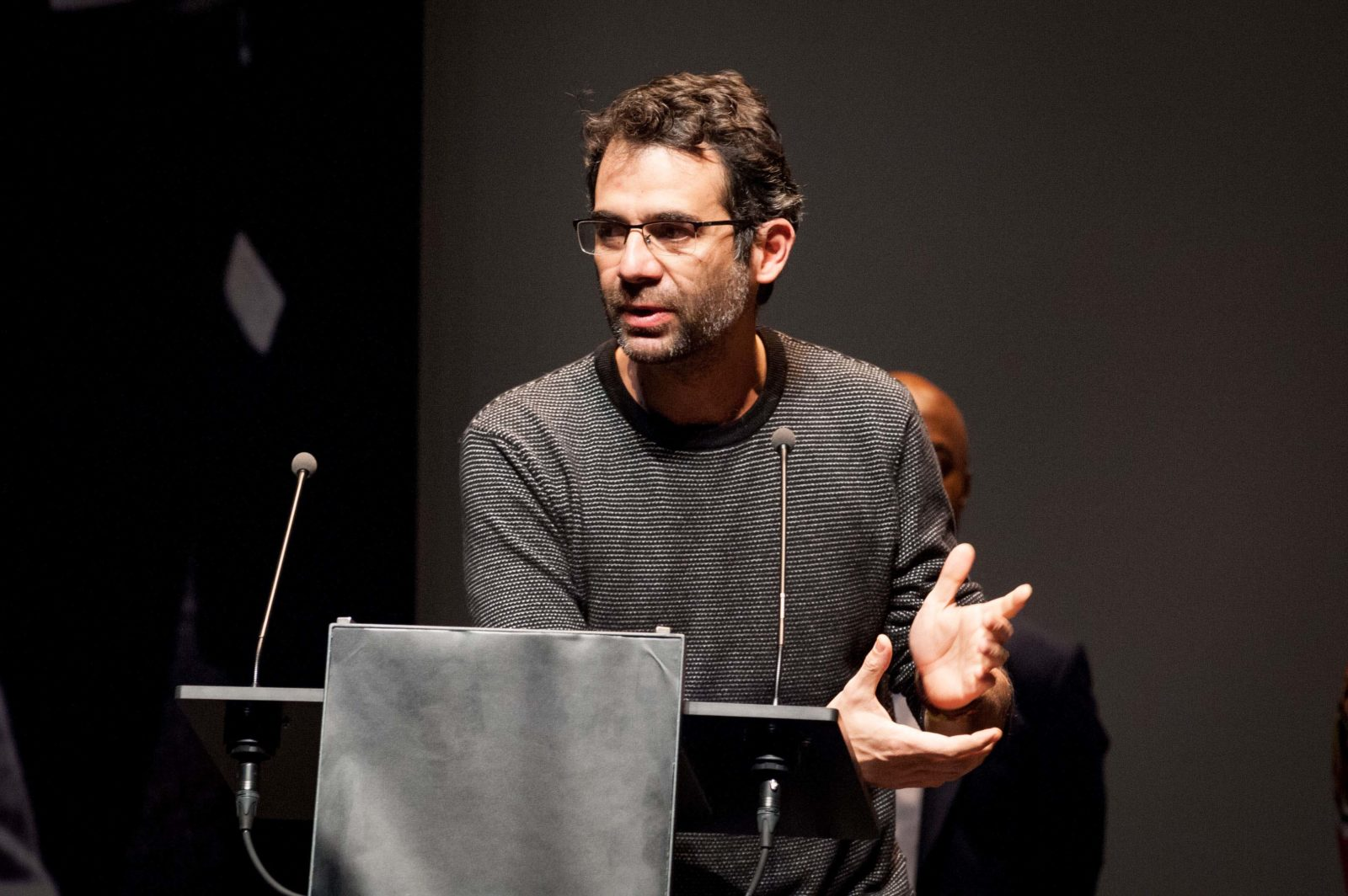 Nicolás Rincón Gille, réalisateur de The Valley of Souls, Mention spéciale du jury 2019
