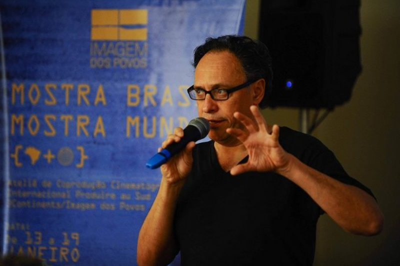 Gualberto Ferrari, script consultant (Belo Horizonte - Brasil 2012)