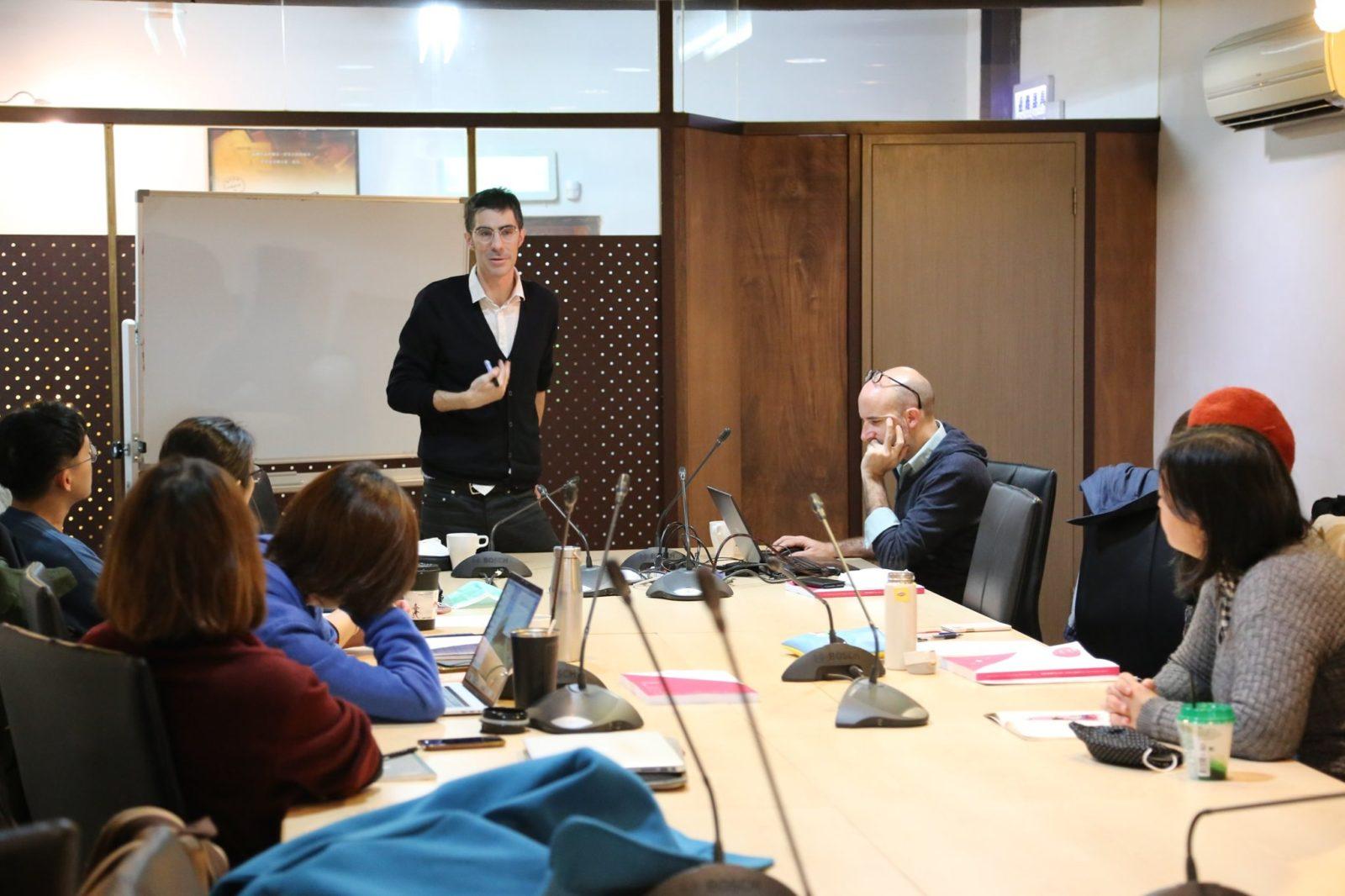 Scriptwriting course by Jérémie Dubois - March 2020