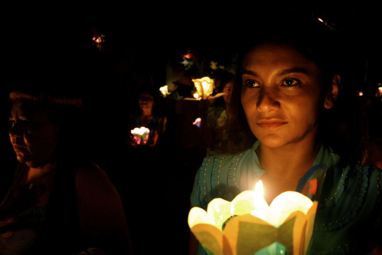 A FESTA DA MENINA MORTA (Brésil) - 2008