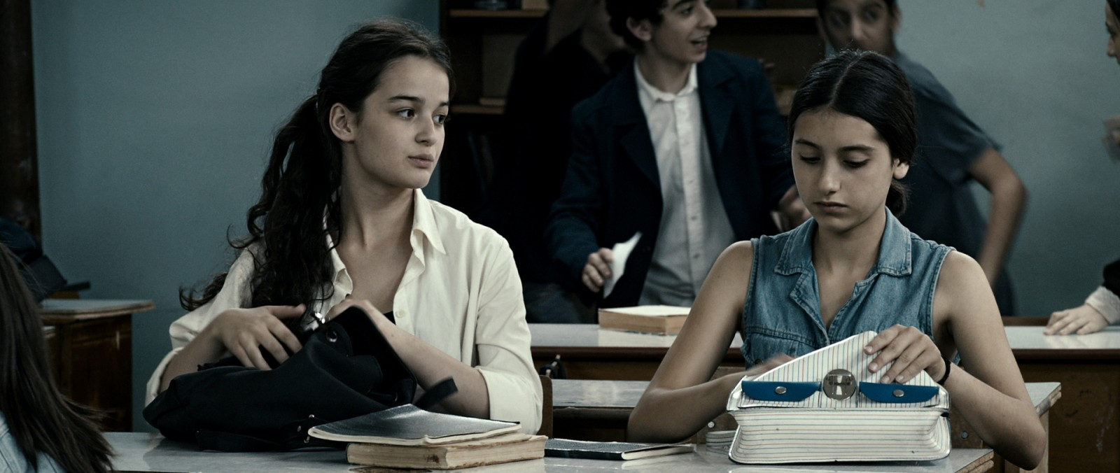 """Eka et Natia, Chronique d'une jeunesse géorgienne"" de Nana Ekvtimishvili & Simon Groß (Géorgie)"