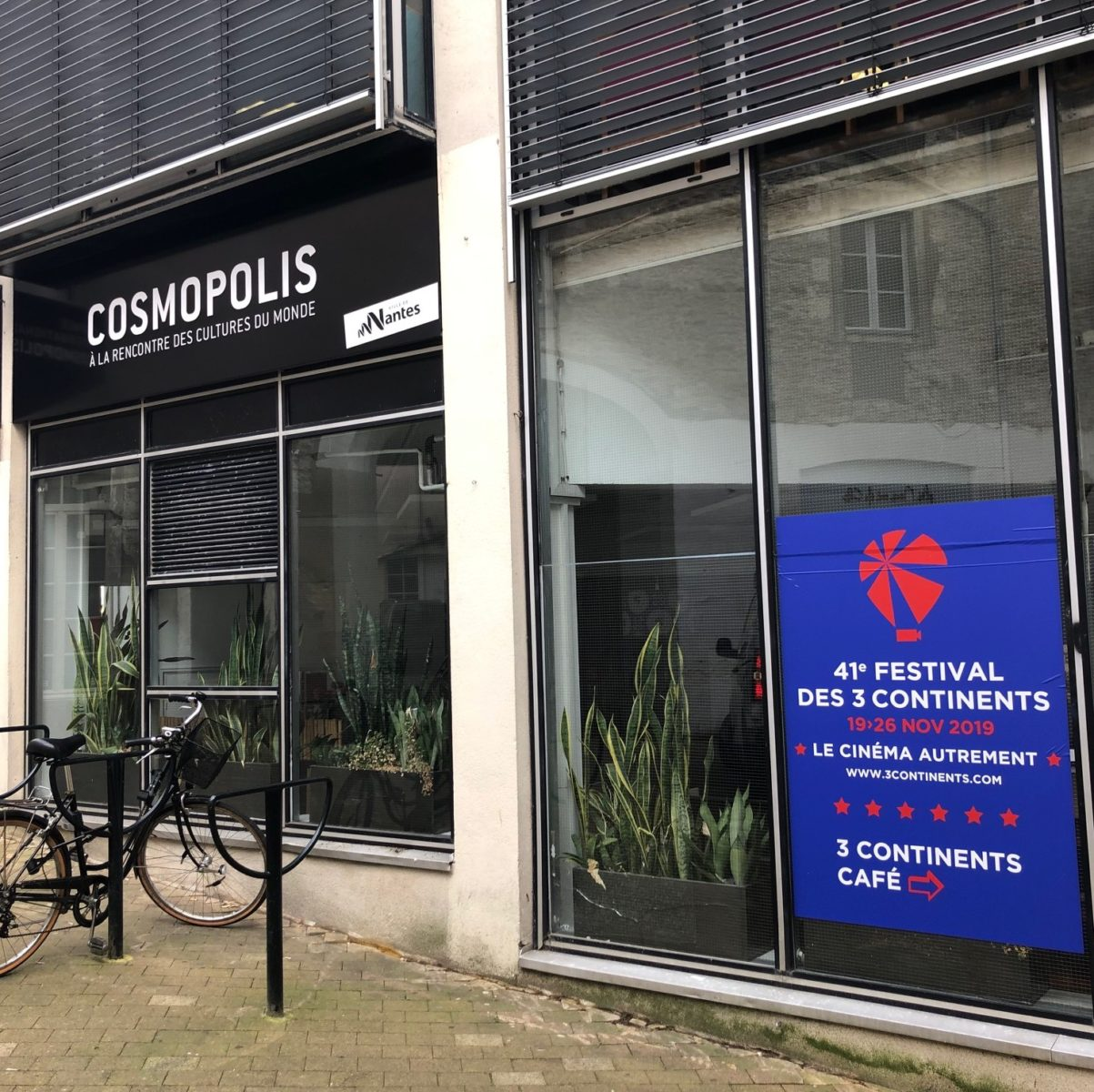 Le 3 Continents Café - Espace Cosmopolis ©A Chatelard