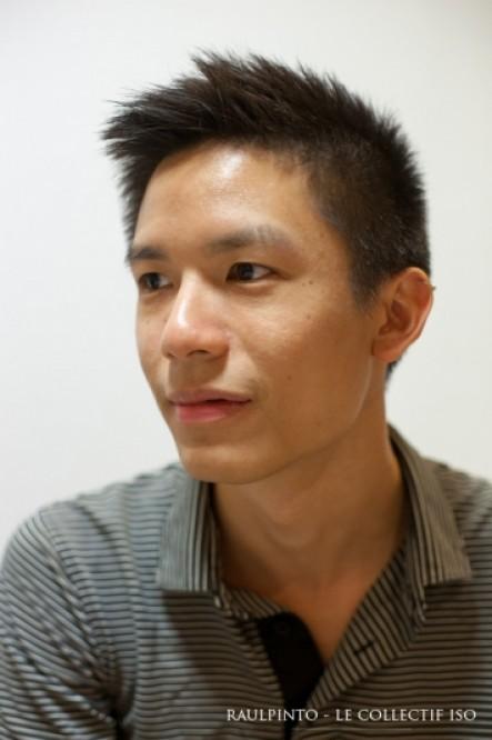 "Daniel Hui - PAS Bangkok 2015 - producer of ""Art Studio"""
