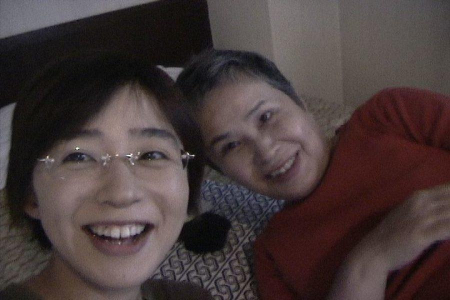 director&her mother
