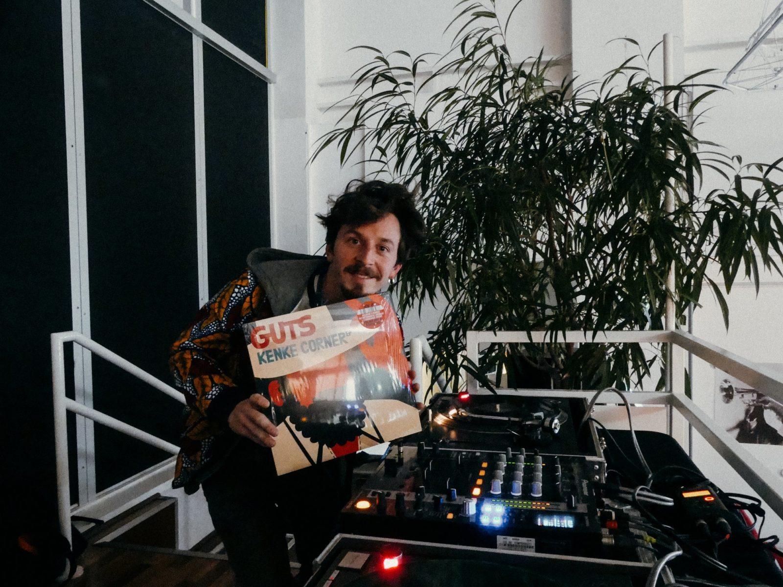 DJ Set DOSAI avec Radio Prun' ©GMorabito