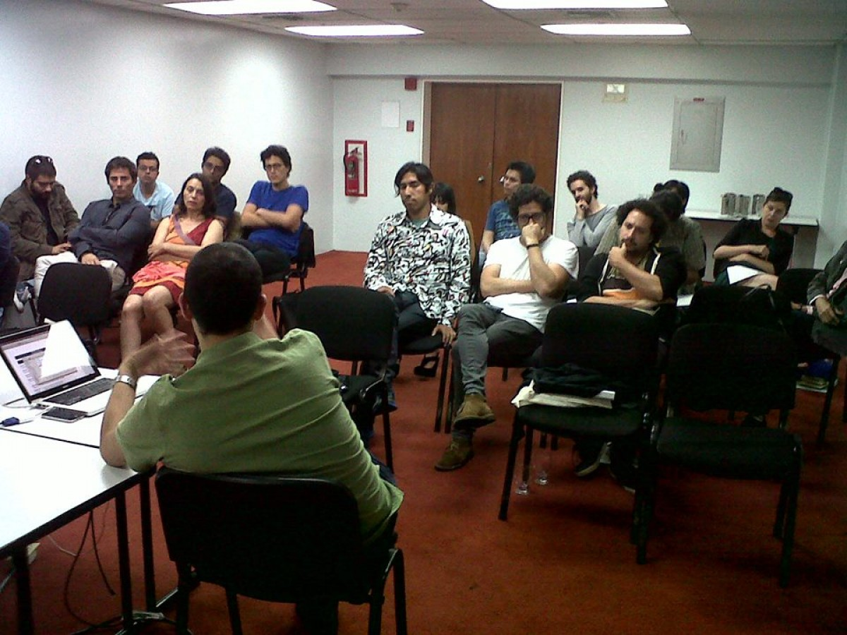 PAS workshop in Caracas 2013