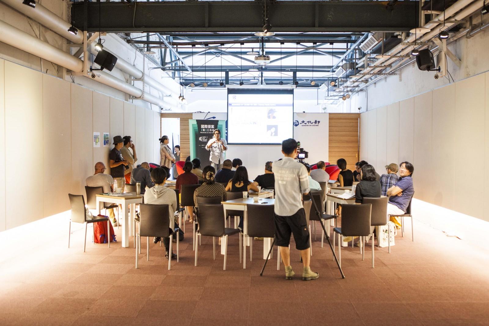 PAS workshop in Taipei 2015