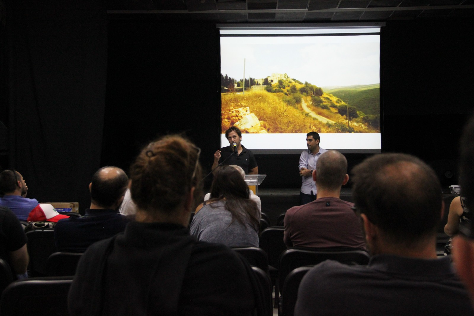 Sderot 2016 - PAS workshop