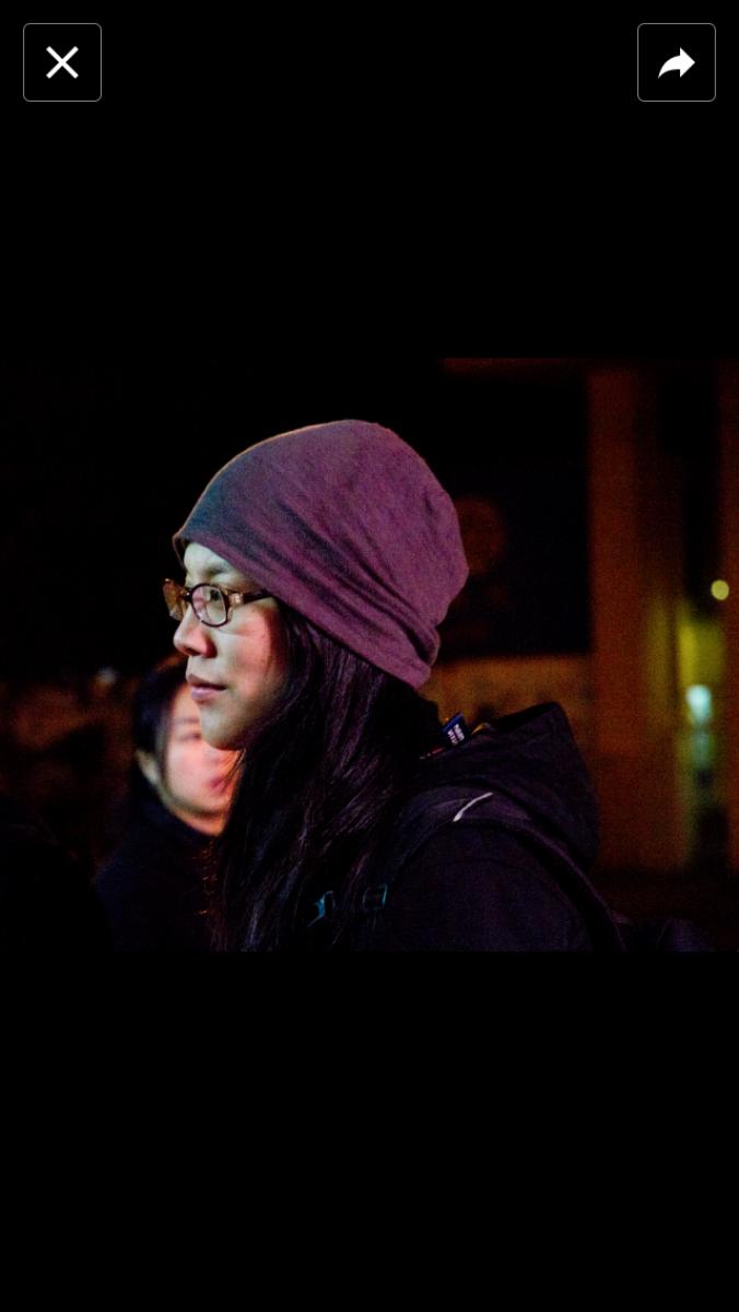 "PAS Taipei 2015 - Chia Hsin Liu (Taïwan/Canada) - réalisatrice - ""Sand in their Eyes"""