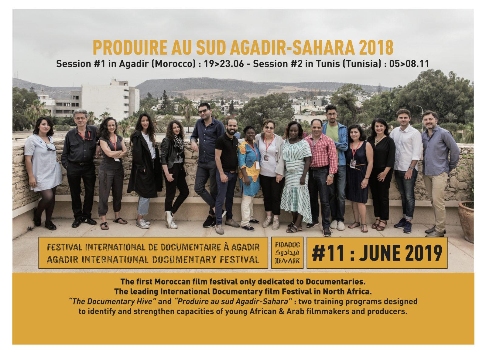 FIDADOC (Agadir - Morocco) : PAS partner since 2017