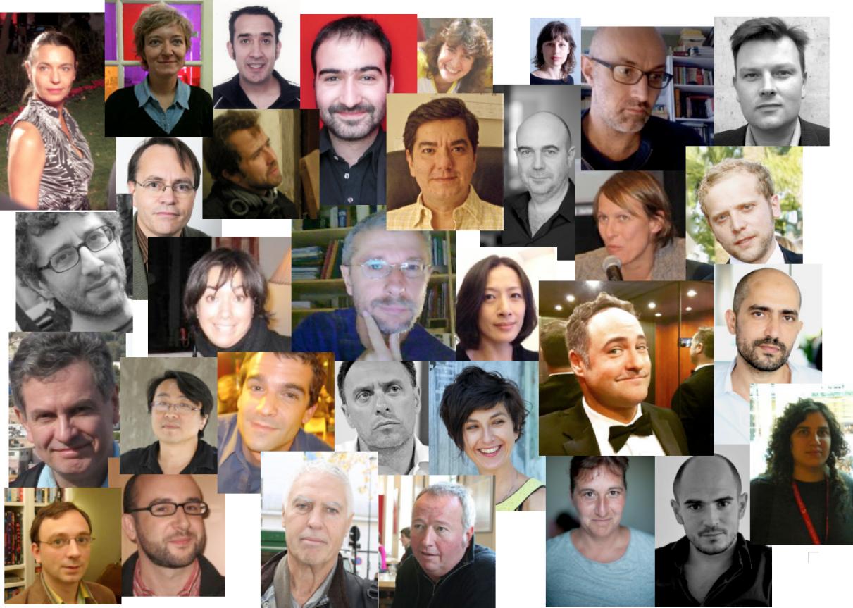 PAS speakers group photo (PAS workshops 2008-2015)