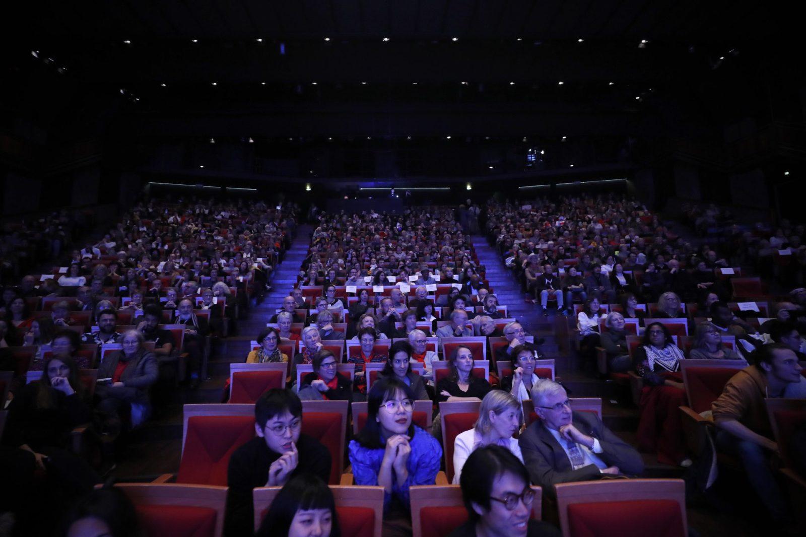 Le public du Grand T © S Mahé