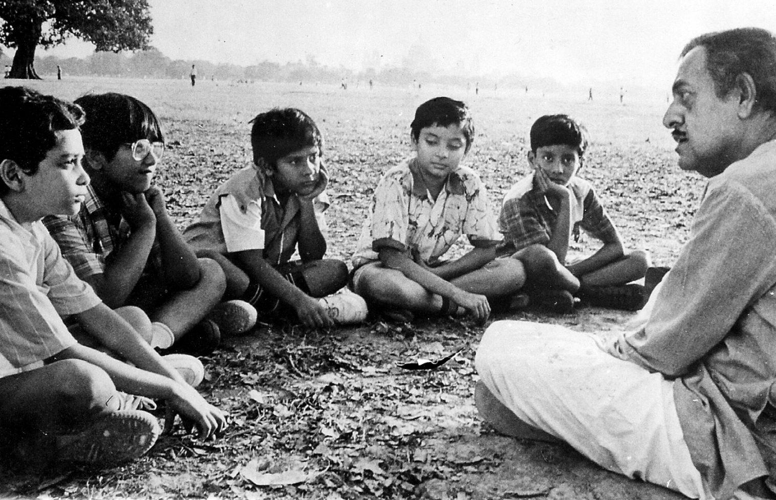 Le Visiteur de Satyajit Ray (1991)