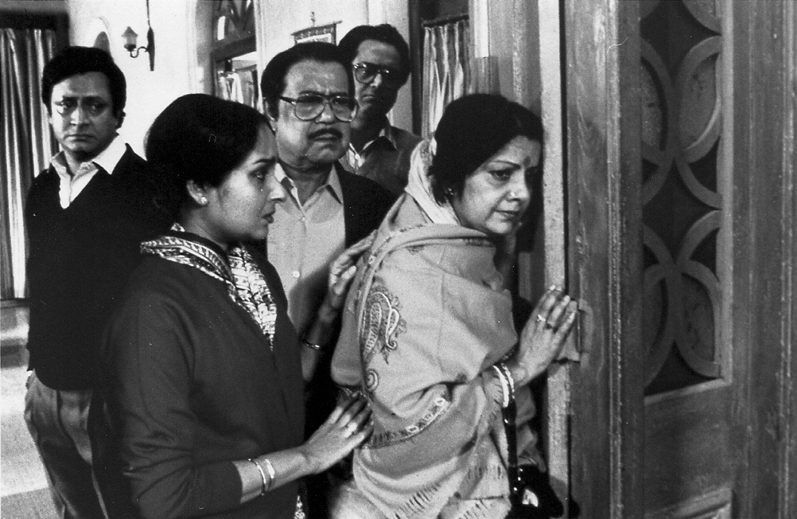 Les Branches de l'arbre de Satyajit Ray (1990)