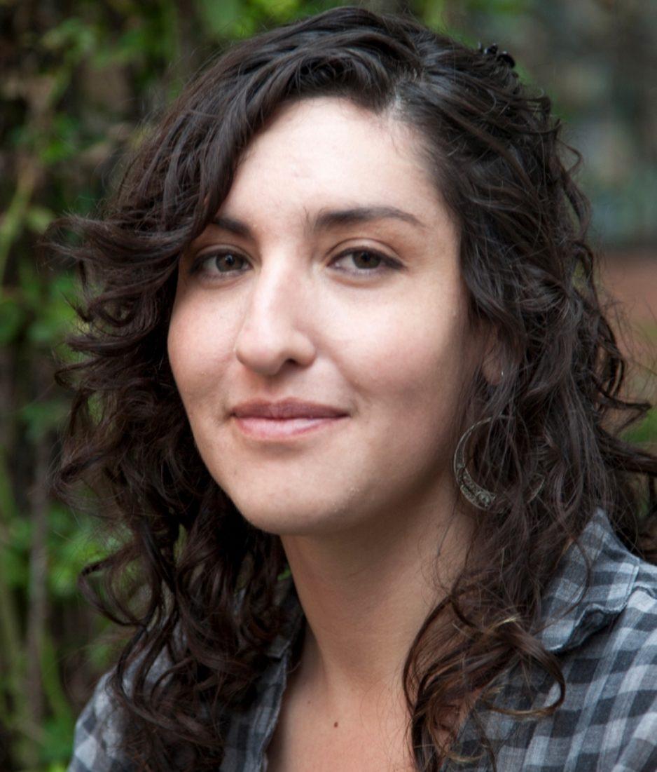 PAS Nantes 2014 -  Lucia Romero (Equateur) - Productrice - SAMSON