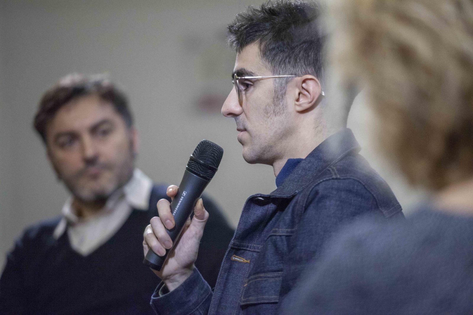 Jérémie Dubois, scénariste © JG Aubert