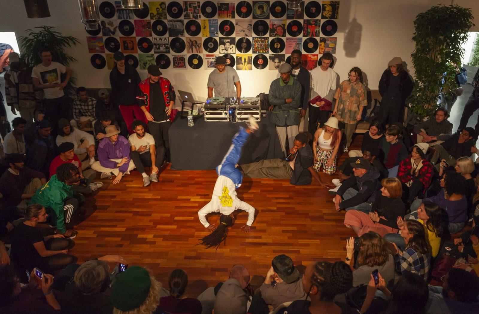 Soirée Battle Hip Hop avec l'association Labstrus et Guist'hau ©JGAubert