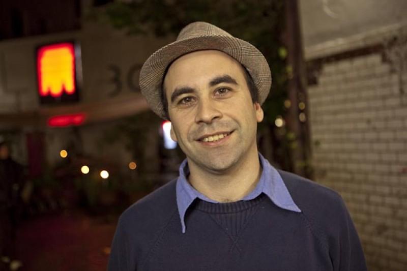 PAS Nantes 2010 - Maximiliano Schonfeld (Argentine) - Réalisateur - GERMANIA
