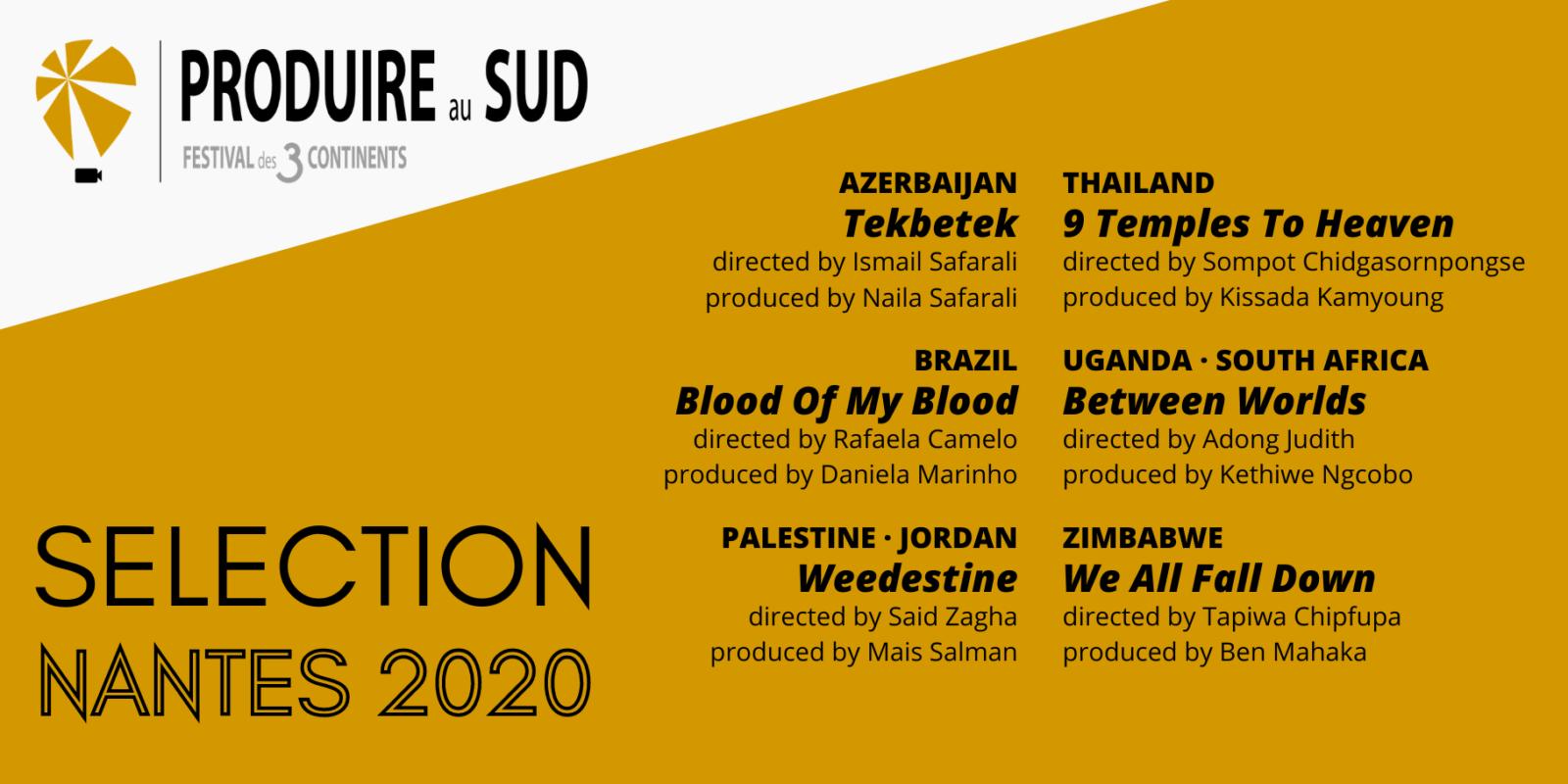 2020 PAS Selection