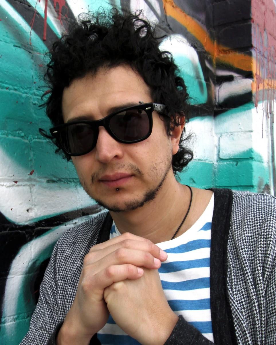 PAS Nantes 2014 -  Pavel Quevedo Ullauri (Equateur) - Réalisateur - SAMSON