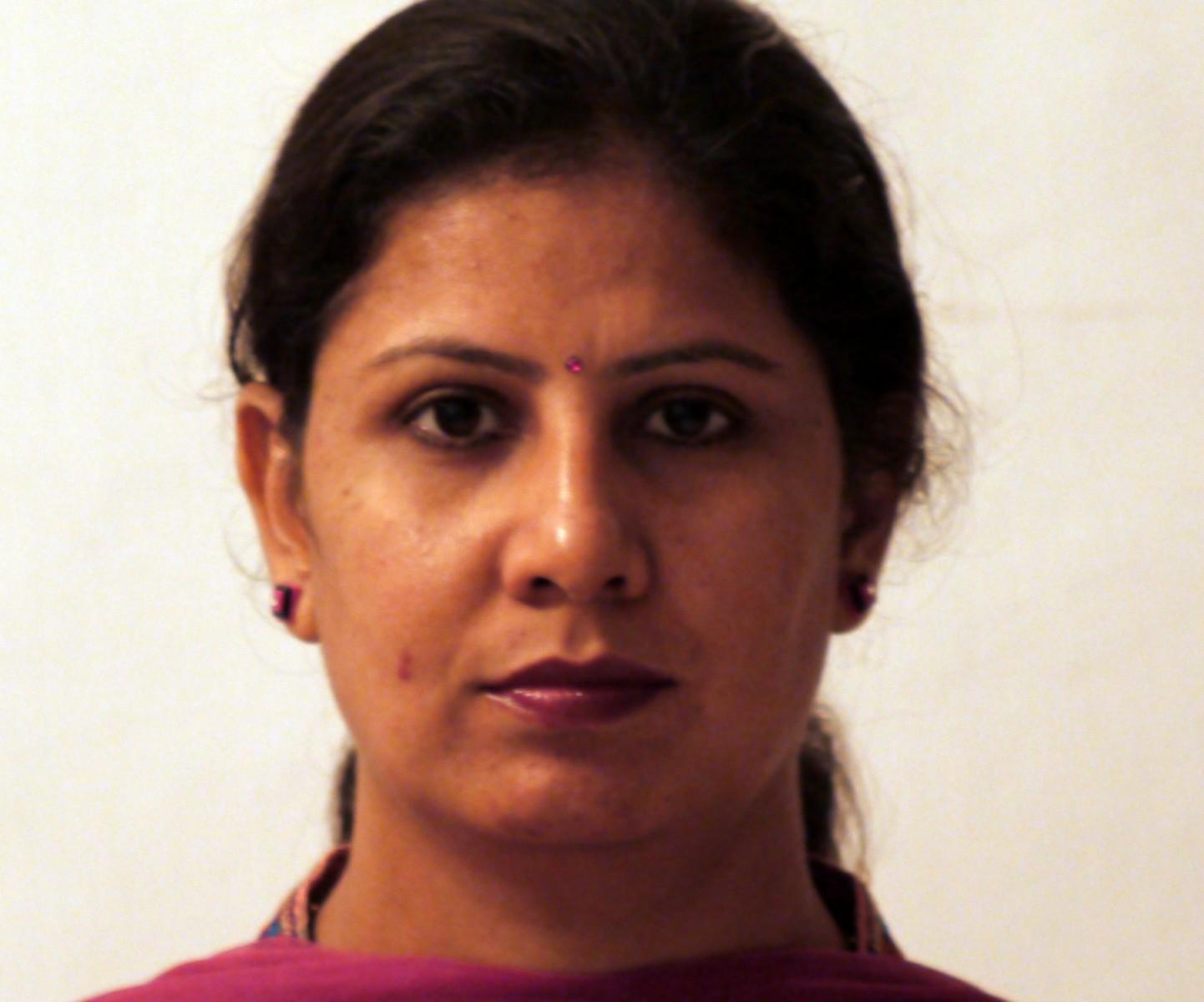 PAS Nantes 2012 - Reena Mahe (Inde) - Productrice - CHENU
