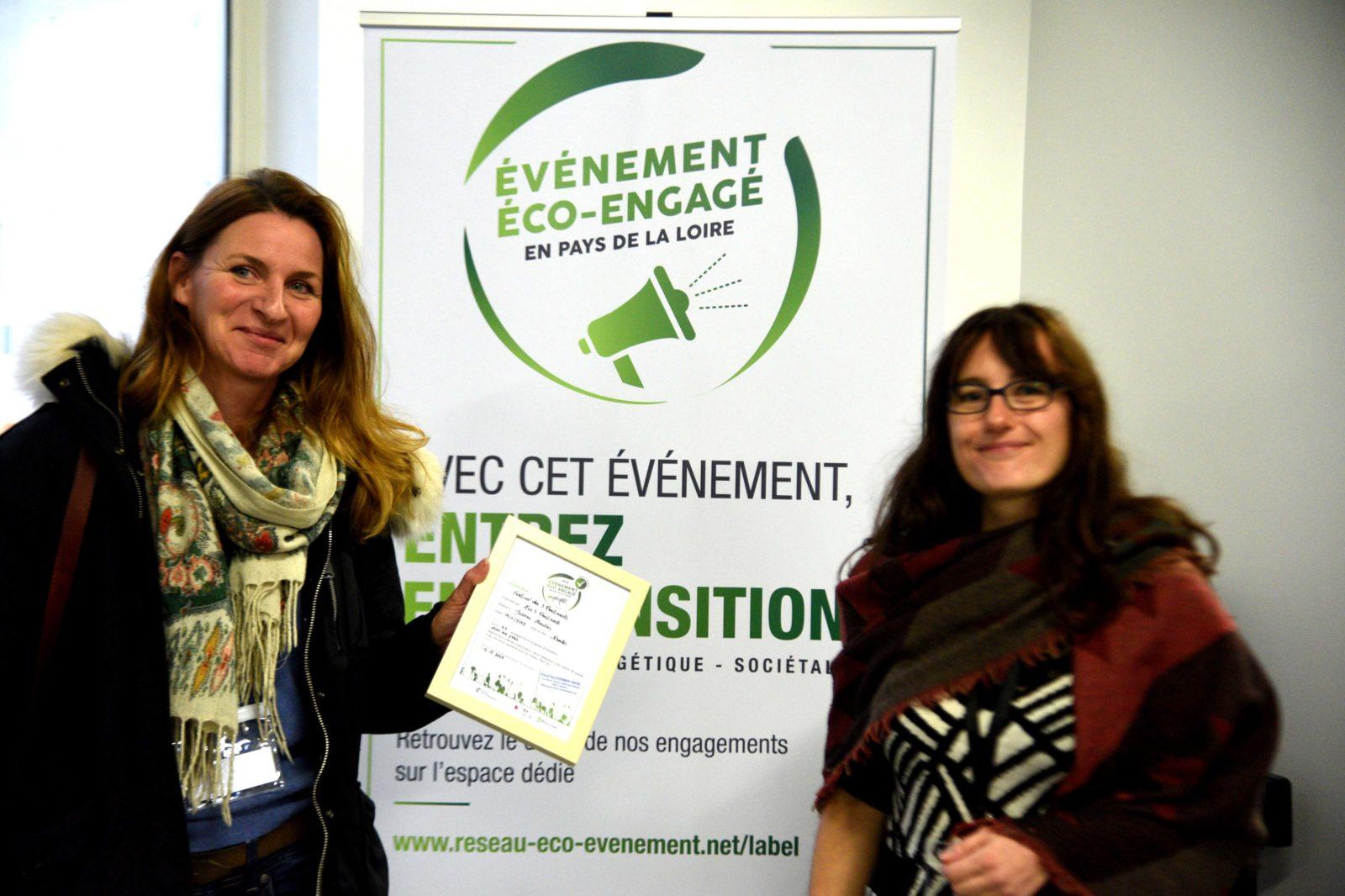 Jeanne Moulias, Festival des 3 Continents et Lola Turpin, réseau REEVE