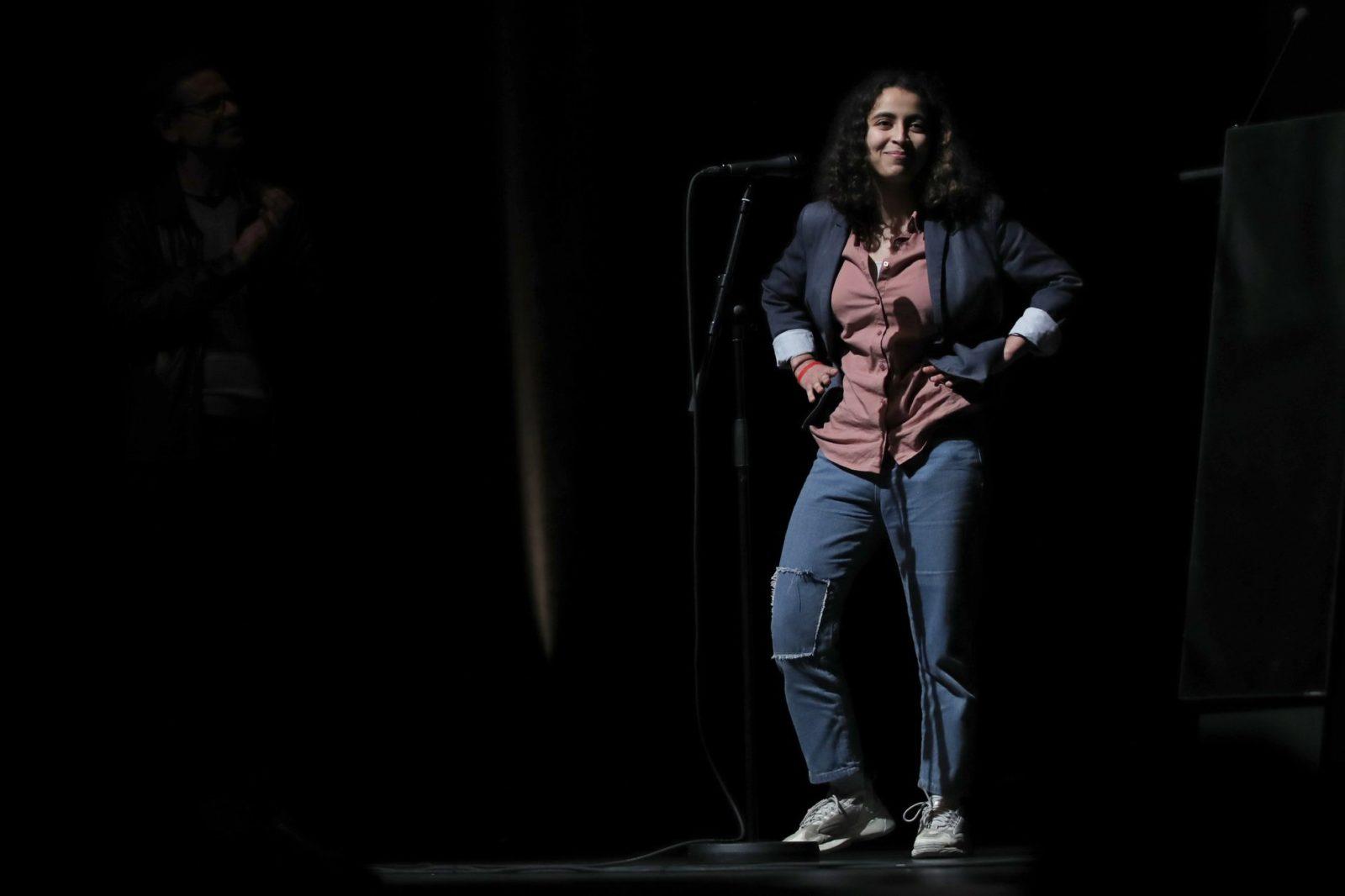 Sahra Cherifi, membre du jury jeune 2019 ©S Mahé