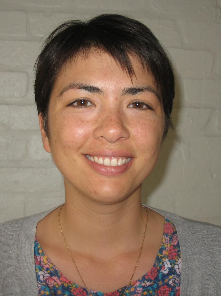 PAS Nantes 2014 -  Sarah Ping Nie Jones (Afrique du Sud) - Réalisatrice - MRS POPPLESTONE
